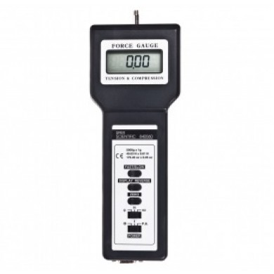 Force Gauge with RS232 Output - Sper Scientific