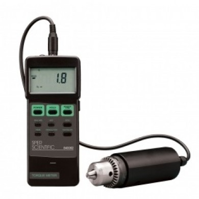 Torque Meter - Sper Scientific