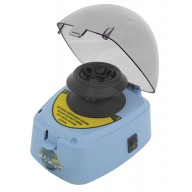 Mini-Microcentrifuge MLX-110 features speeds up to 10000 rpm (5000 g)