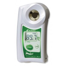 Atago Digital Pocket Refractometer, 0 to 93% Brix, 3830(PAL-3)