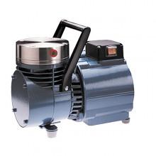 """KNF Corrosion-Resistant Vacuum Pump; PTFE/SS/1.2 cfm/27""""Hg-60psi/230V - N035 STP 230V"""