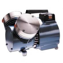 "KNF Corrosion-Resistant Vacuum Pump; PTFE/PVDF/1.2 cfm/29.5""Hg/230V - N035.3 TTP"