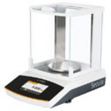 Sartorius Secura 224-1S Analytical Balance, 220 g x 0.1mg,iso Calibration, SECURA224-1S Sartorius