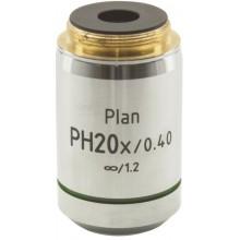 Objetive LWD Plan Phase Contrast Objective Achromatic IOS 20x / 0.40 (wd 5.1mm), Optika M-772
