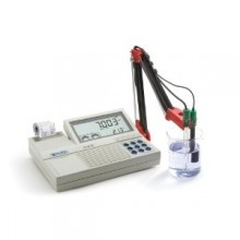 pH/ORP/Temperature Benchtop Meter with Built-in Dot Matrix Printer - Hanna Instruments
