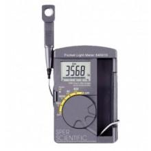 Certified Pocket Light Meter - Sper Scientific