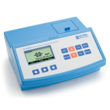 Multiparameter Photometer for Environmental Testing - Hanna Instruments