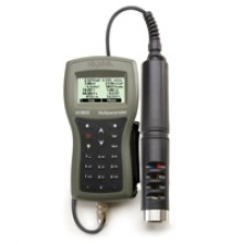 HI 9829 Multiparameter GPS logging model with 4m cable + Standard Probe & Sensors (12 parameters)