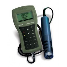 Multiparameter Water Quality meter w/4m pH/EC/DO Probe/Kit - Hanna Instruments
