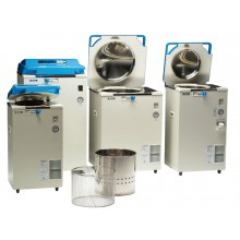 HMC Steam sterilizers HV Series, HMC Europe HV 25/HV 50/HV 85/HV 110