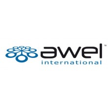 Tubing set without sampling nozzle - Awel