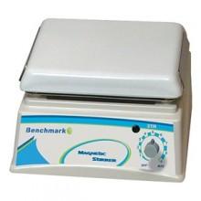 """Magnetic Stirrer (230V) , 7.5""""x7.5"""" - Benchmark Scientific / H4000-S-E"""