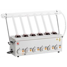 Micro-Kjeldahl Equipment, 6 x (18 to 50ml) recesses (US) / MM2313/EX1