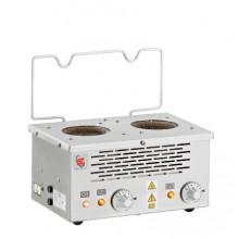 Macro-Kjeldahl Equipment, 2 x (100- 300ml) recesses (UK power lead) / MQ3822B/E