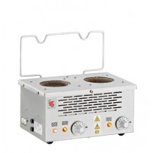 Macro-Kjeldahl Equipment, 2 x (100- 300ml) recesses (EU power lead) / MQ3822B/EX6