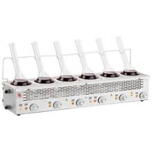 Macro-Kjeldahl Equipment, 6 x (500- 800ml) recesses (EU power lead) / MQ3868B/EX6