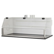 LabGard ES (Energy Saver) NU-819 Bench Top Class I Vented Enclosure