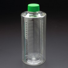 Roller Bottle, Non-treated Suspension Culture, Printed Graduations, Non-Vented Cap, Sterile