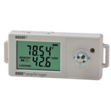 HOBO Temperature and Humidity Data Logger - Onset