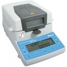 "DAIHAN 1mg~110g High-performance Moisture Analyzer, ""WBA-110M"", 0.00 ~ 100.00 %, 40~199℃ with 100g Cali. Weight, Back Light LCD"